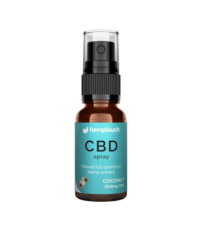 Hemptouch Hemptouch CBD Spray Coconut 1,5% 20ml