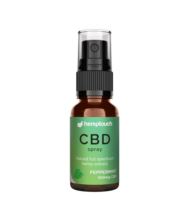 Hemptouch Hemptouch CBD Spray Peppermint 1,5% 20ml