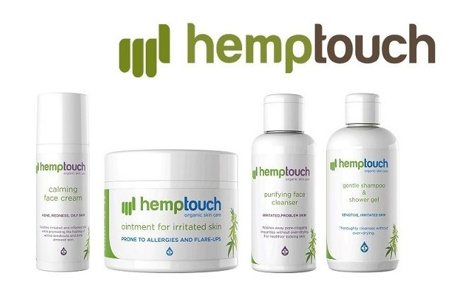 Hemptouch - Organic skin products with CBD