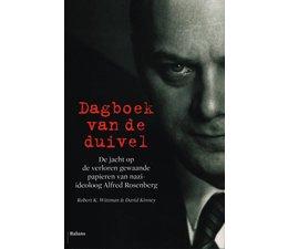 Dagboek van de duivel, De jacht op de verloren gewaande papieren van nazi-ideoloog Alfred Rosenberg