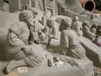 Dagtocht Bijbelverhalen in Zand