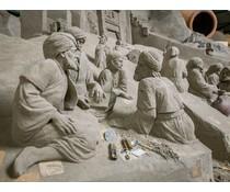 Bijbelverhalen in Zand