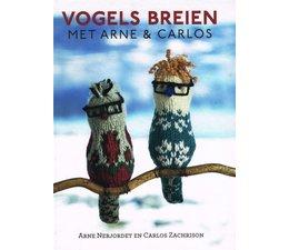 Vogels breien met Arne & Carlos - 55 breipatronen van bontgekleurde vogels