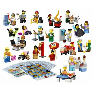 LEGO Education LEGO Leute und Berufe