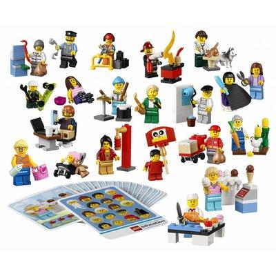 LEGO®  Education Community Minifiguurset