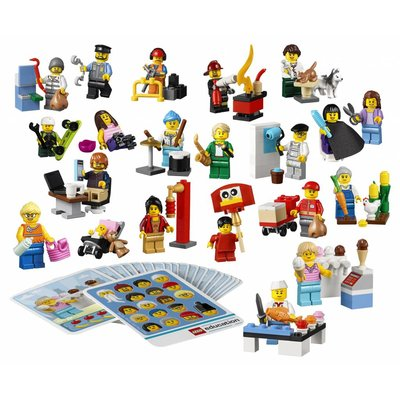 LEGO Mini figurines