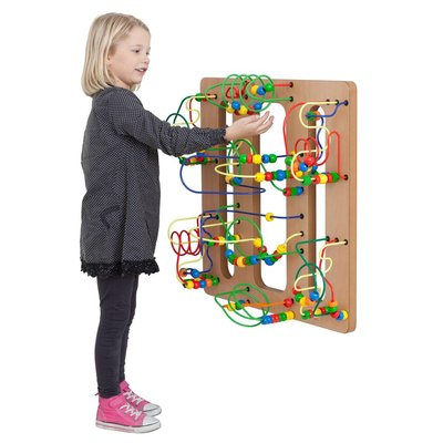 Wall mounted Toys