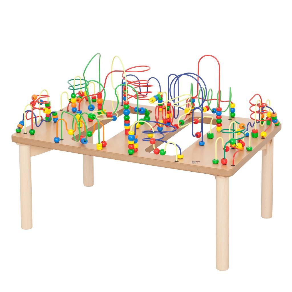 Table D Activite Boulier Jeu D Enfant
