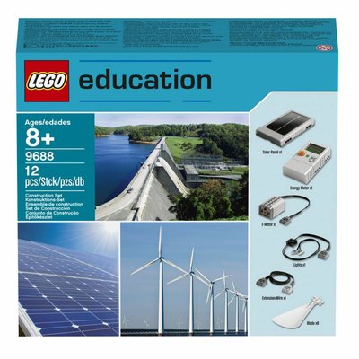 LEGO 9688 Energie Renouvelable