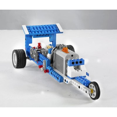 LEGO®  Education Eenvoudige en aangedreven machines