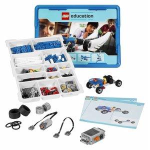 LEGO Education Eenvoudige en aangedreven machines