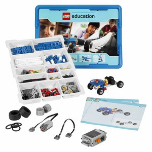 LEGO Education Machines simples et motorisés LEGO