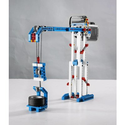 LEGO Simple and Powered Machines Base set