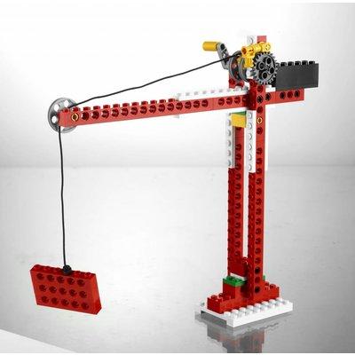 LEGO 9689 Einfache Maschinen