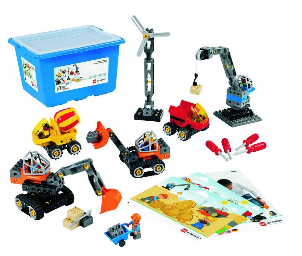 LEGO Dacta - LEGO lesmateriaal voor het onderwijs