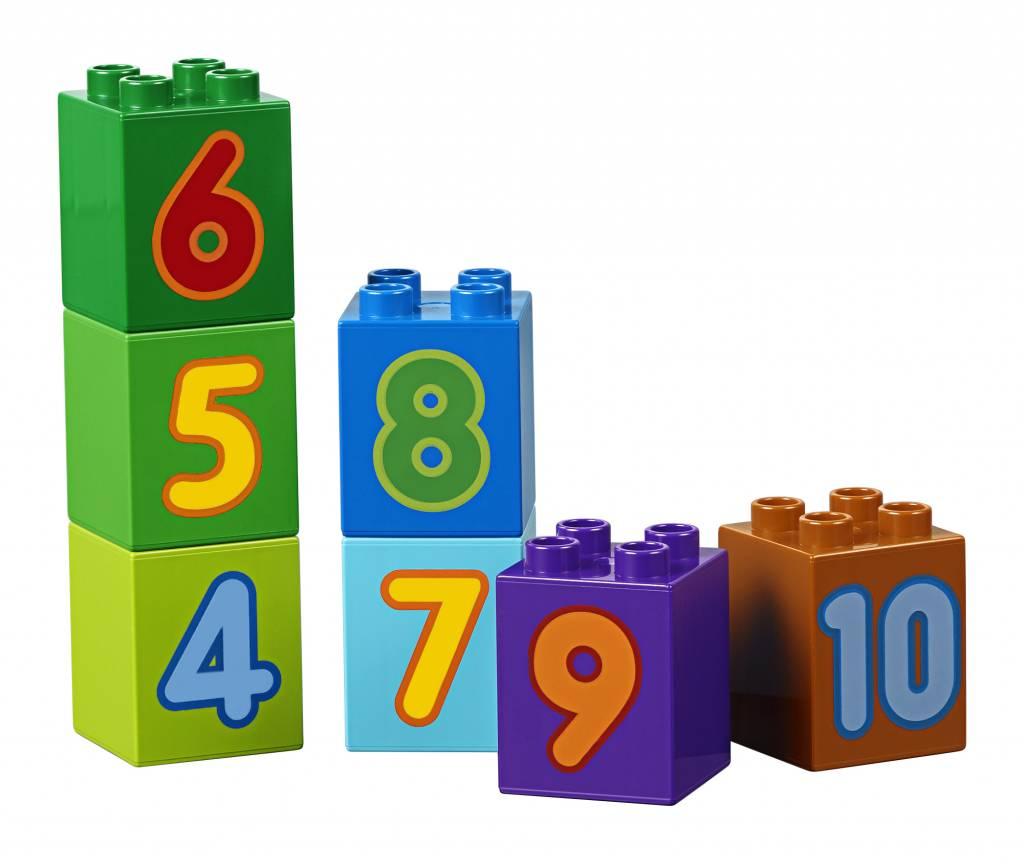 LEGO Education DUPLO STEAM Park MINT - KinderSpell