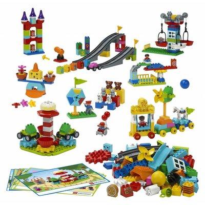 LEGO®  Education LEGO DUPLO Vergnügungspark