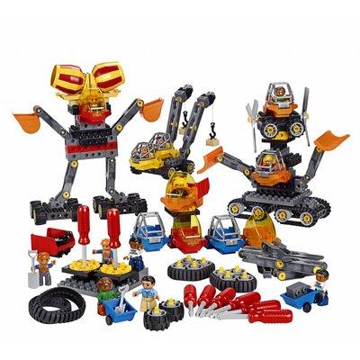 LEGO Education LEGO DUPLO La Mécanique