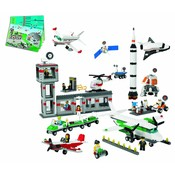LEGO®  Education Ruimte- en luchtvaartset