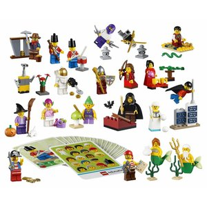 LEGO Education Fantasie Minifiguurset