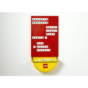 Wandbord LEGO