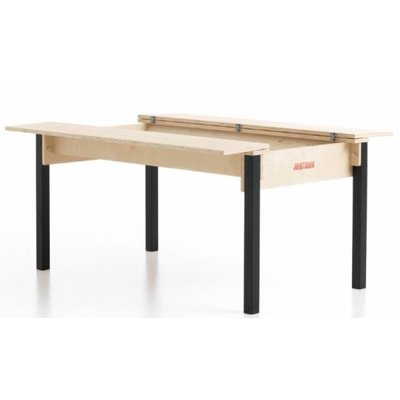 Children's Play Table with Storage