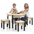Kids wooden Play Table
