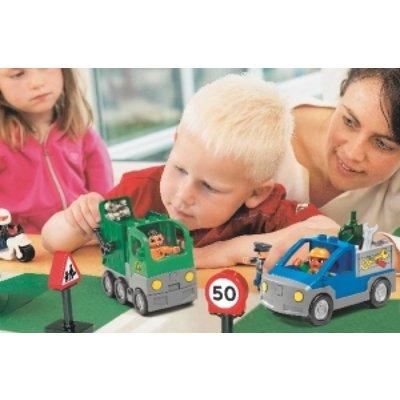 LEGO®  Education LEGO DUPLO Bauplatten Groß