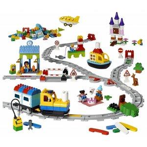 DUPLO Coding Train
