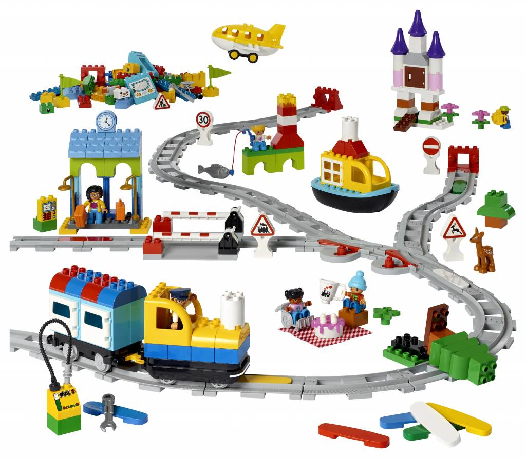 Lego Duplo Coding Express Kinderspell