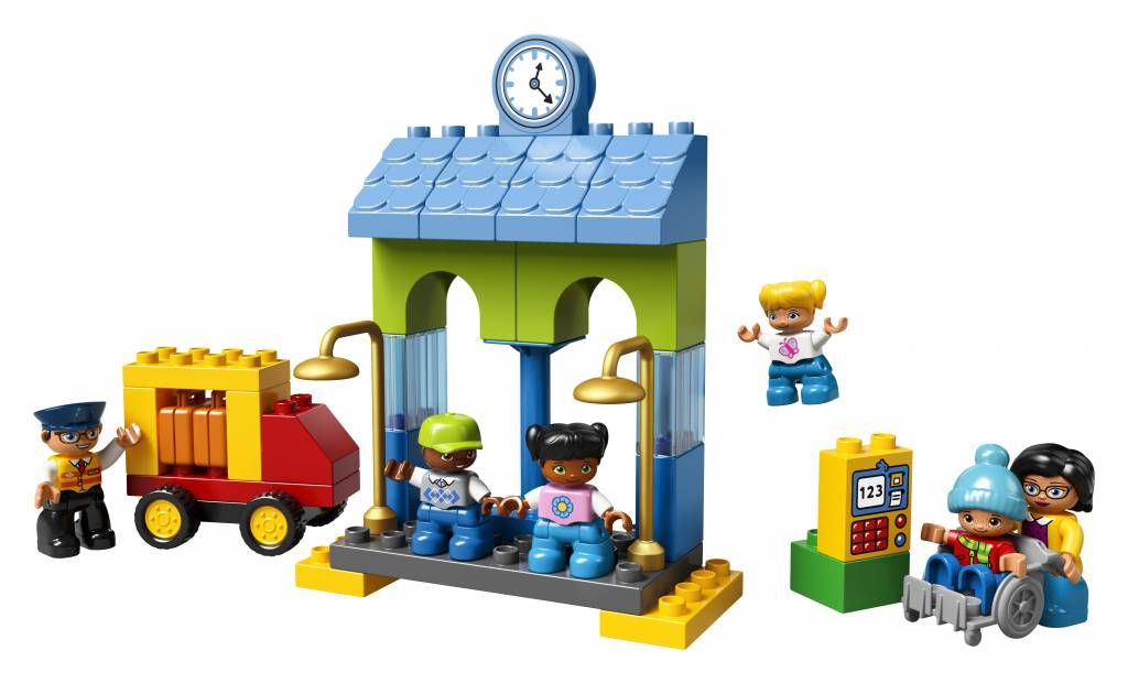 LEGO DUPLO Coding Express - KinderSpell ®