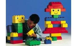 Große Bausteine Spielzeug