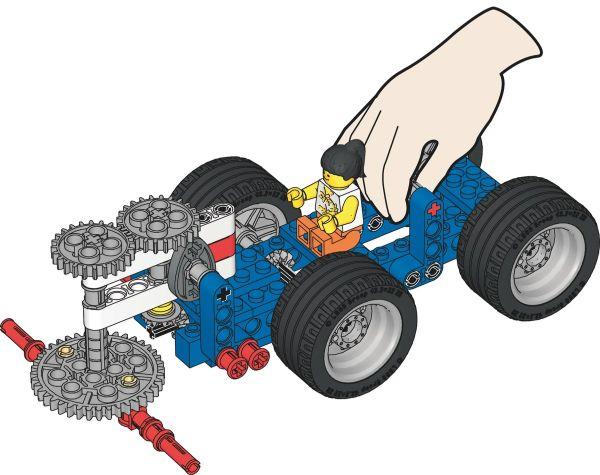 lesplan lego eenvoudige machines