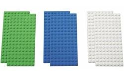 LEGO building base plates
