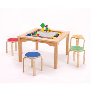 LEGO DUPLO Tisch mit Stühlen