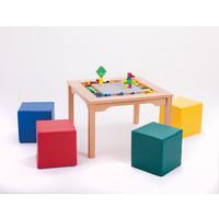 Table LEGO DUPLO avec 4 sièges