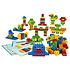 LEGO DUPLO Tisch mit 4 Würfeln