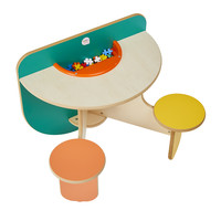 Child Play Table and Chairs