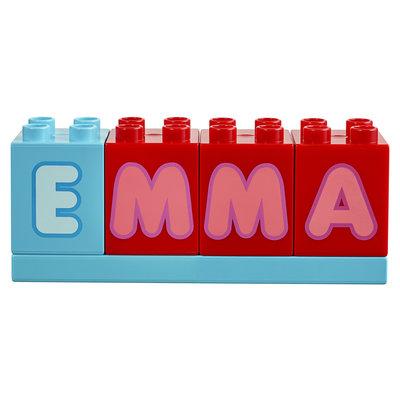 DUPLO Letters set