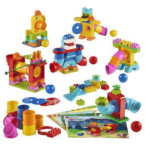 LEGO Education DUPLO Les Tubes