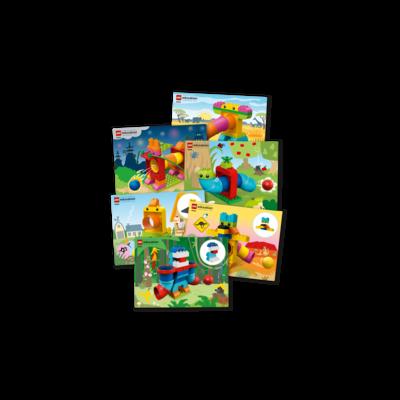 LEGO®  Education DUPLO Tubes