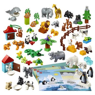 DUPLO Animals around the world