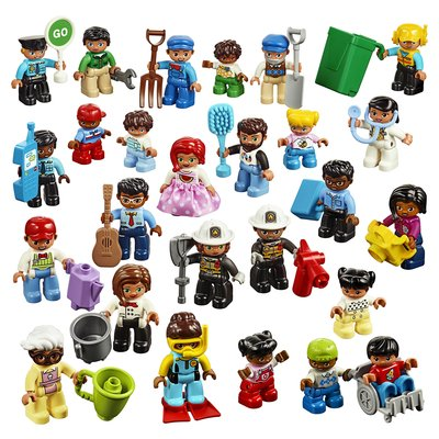 DUPLO Minifiguren set