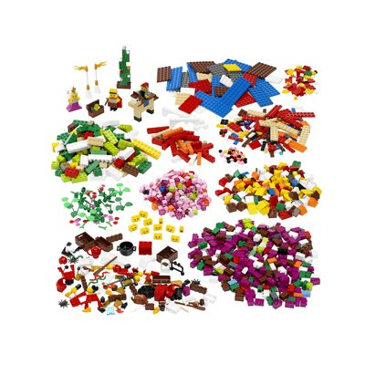 LEGO®  Education Scenario's set