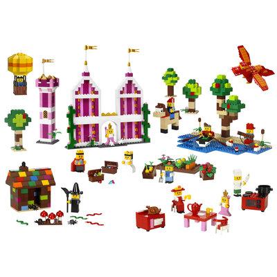 LEGO grote basisset scenario