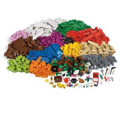 LEGO Education LEGO 9385 Basissteine