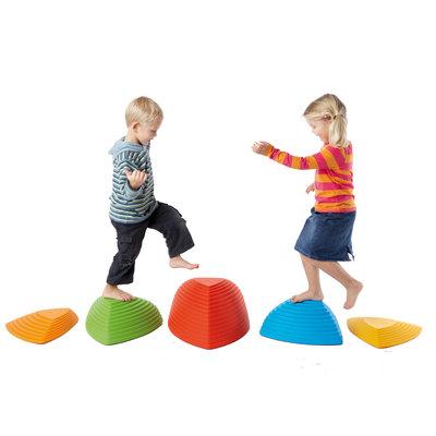 Gonge Heuveltoppen set van 3 nordic (of set van 5 primaire kleuren)