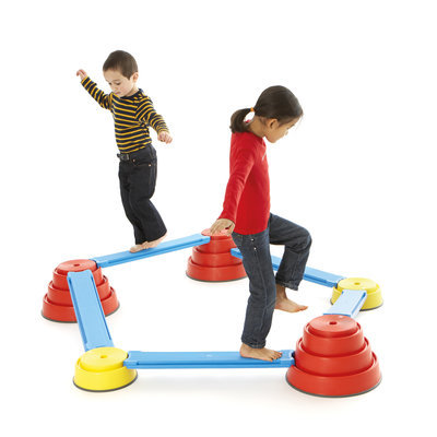 Gonge Build 'n Balance  Start set balanceerparcours