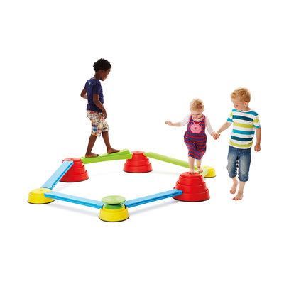 Gonge Evenwichtsparcours Build 'n Balance medium
