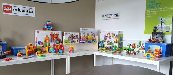 showroom Kinderspel Roosendaal